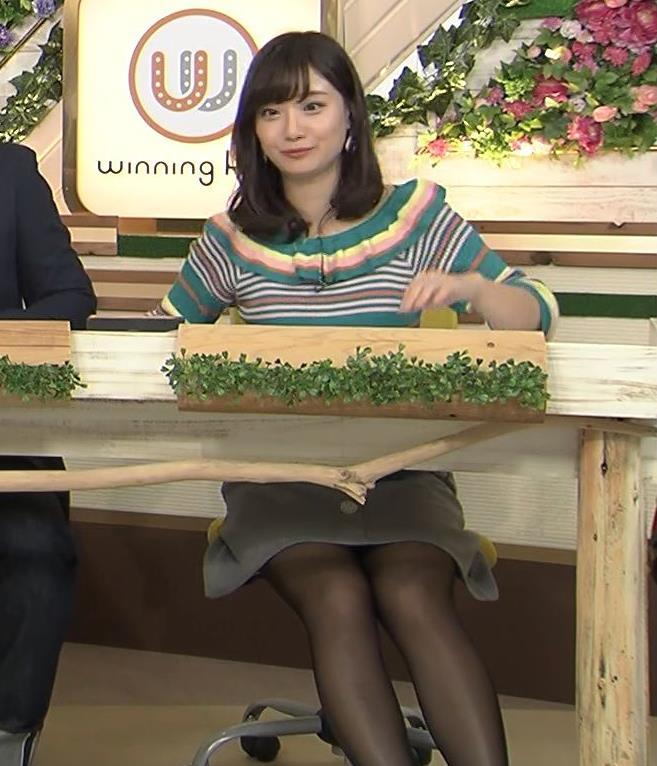 柴田阿弥 黒ストッキング▼ゾーンキャプ・エロ画像2