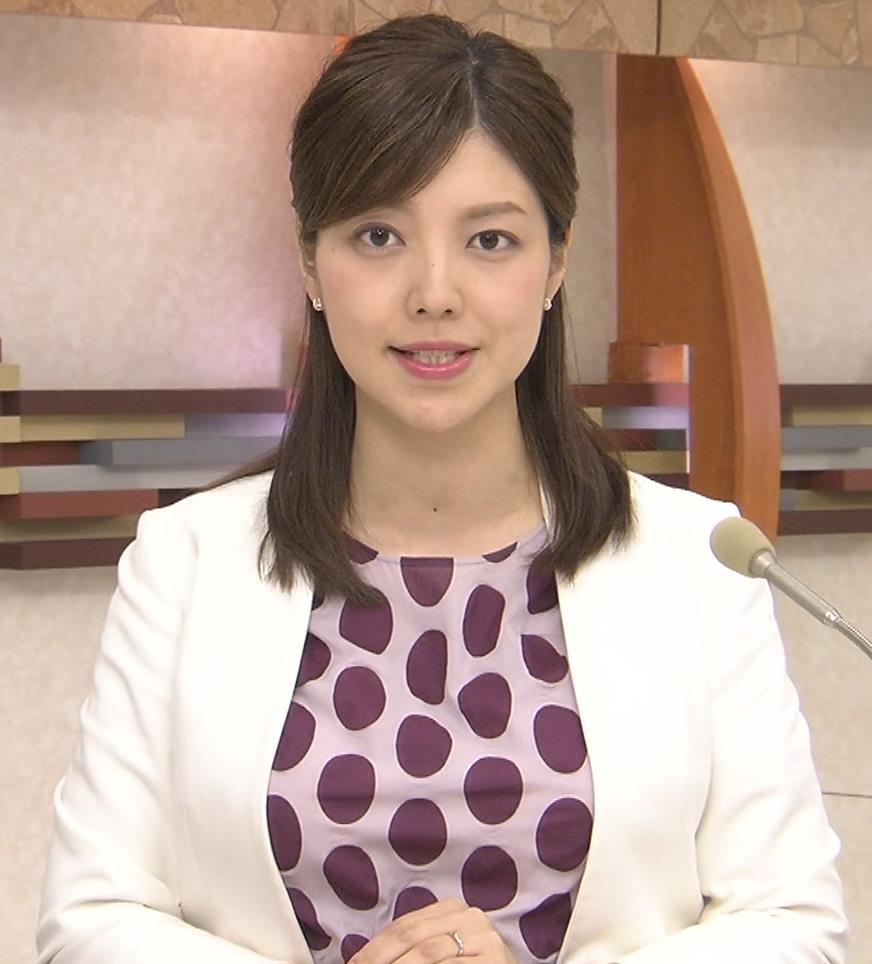 四位知加子アナ おっぱいがエロいTシャツキャプ・エロ画像8