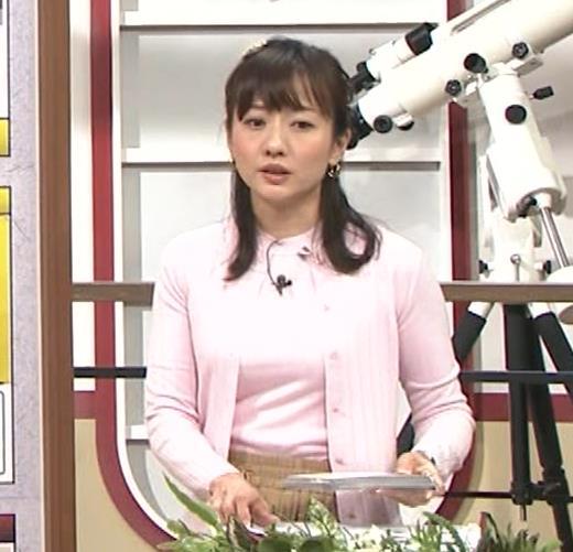 島本真衣アナ 乳がデカすぎキャプ・エロ画像2