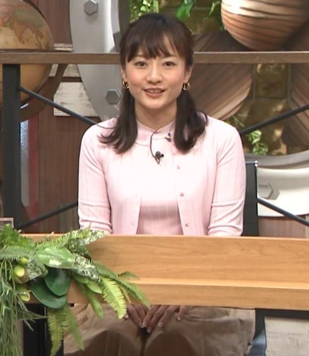 島本真衣アナ 乳がデカすぎキャプ・エロ画像11