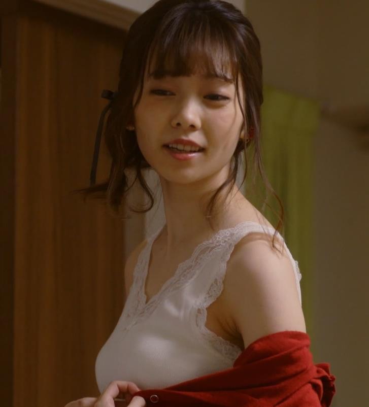 島崎遥香 セクシーな下着おっぱいキャプ・エロ画像5
