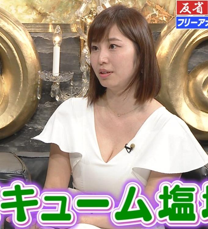 塩地美澄 有吉反省会でおっぱいアピールキャプ・エロ画像10