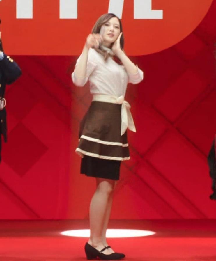 白石麻衣 エロかわいいコスプレCMキャプ・エロ画像6