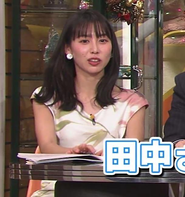杉野真美アナ 思いっきりエロいワキちらキャプ・エロ画像4