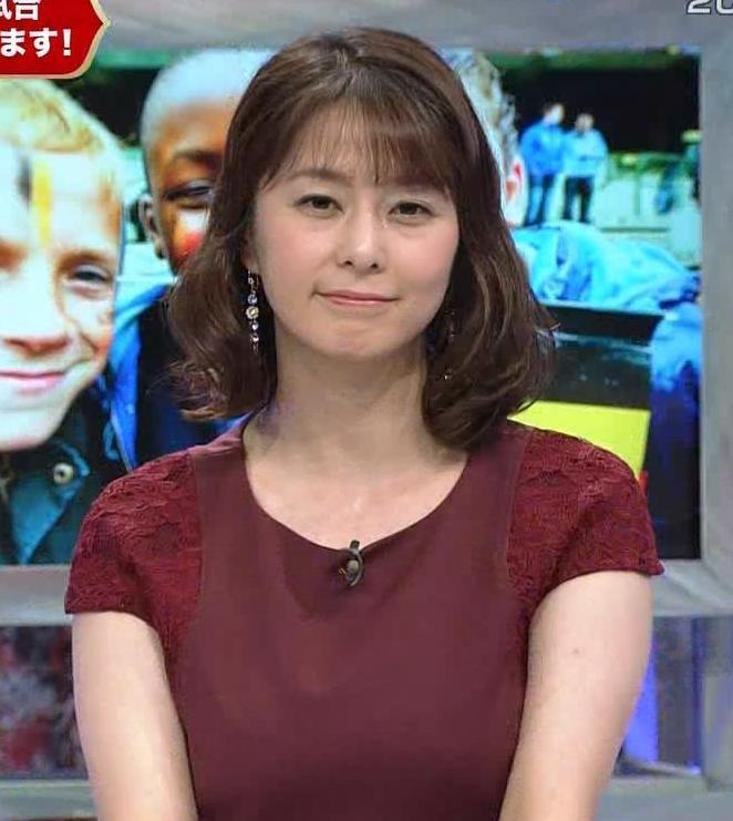 杉浦友紀アナ ワールドカップ ウイークリーハイライトキャプ・エロ画像