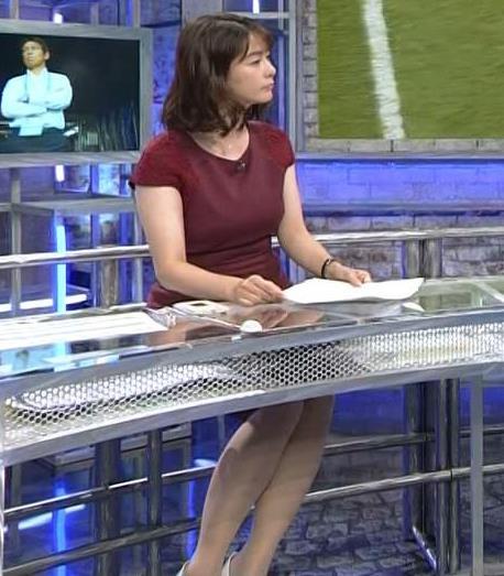杉浦友紀アナ ワールドカップ ウイークリーハイライトキャプ・エロ画像5