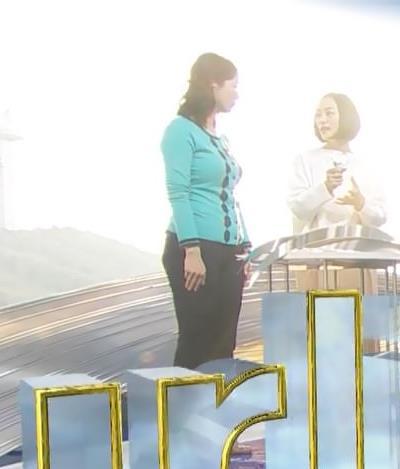 杉浦友紀アナ 平昌でもお胸がパンパンキャプ・エロ画像2