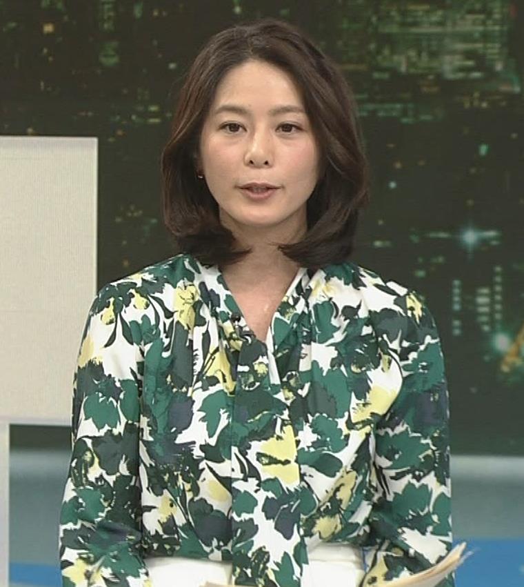 杉浦友紀アナ 「サタデースポーツ」よりキャプ・エロ画像5