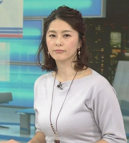 杉浦友紀アナ 久しぶりにおっぱいが際立ってたよキャプ・エロ画像4