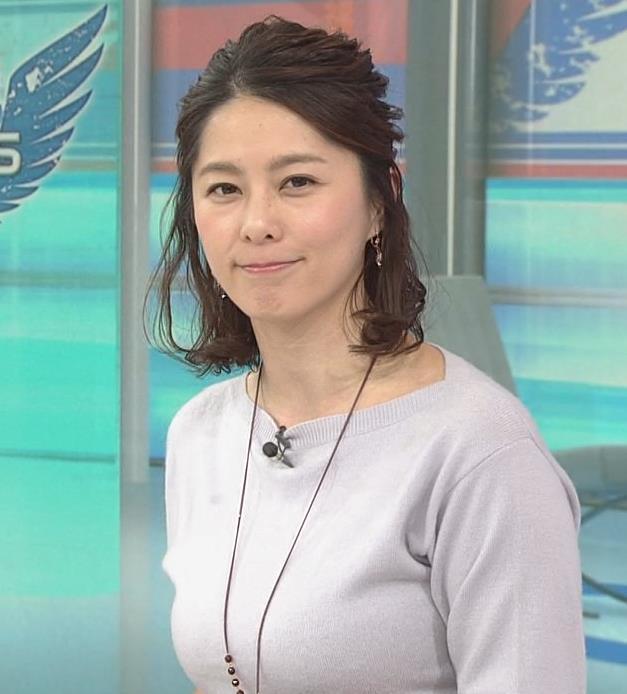 杉浦友紀アナ 久しぶりにおっぱいが際立ってたよキャプ・エロ画像7