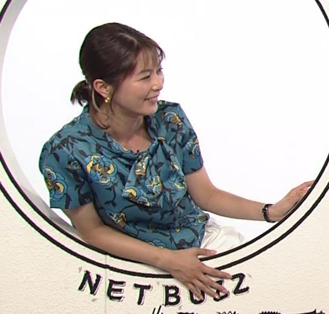 杉浦友紀アナ NET BUZZキャプ・エロ画像