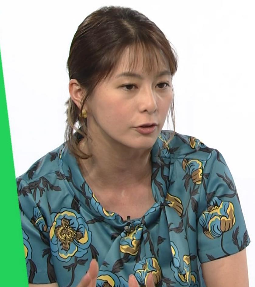 杉浦友紀アナ NET BUZZキャプ・エロ画像3