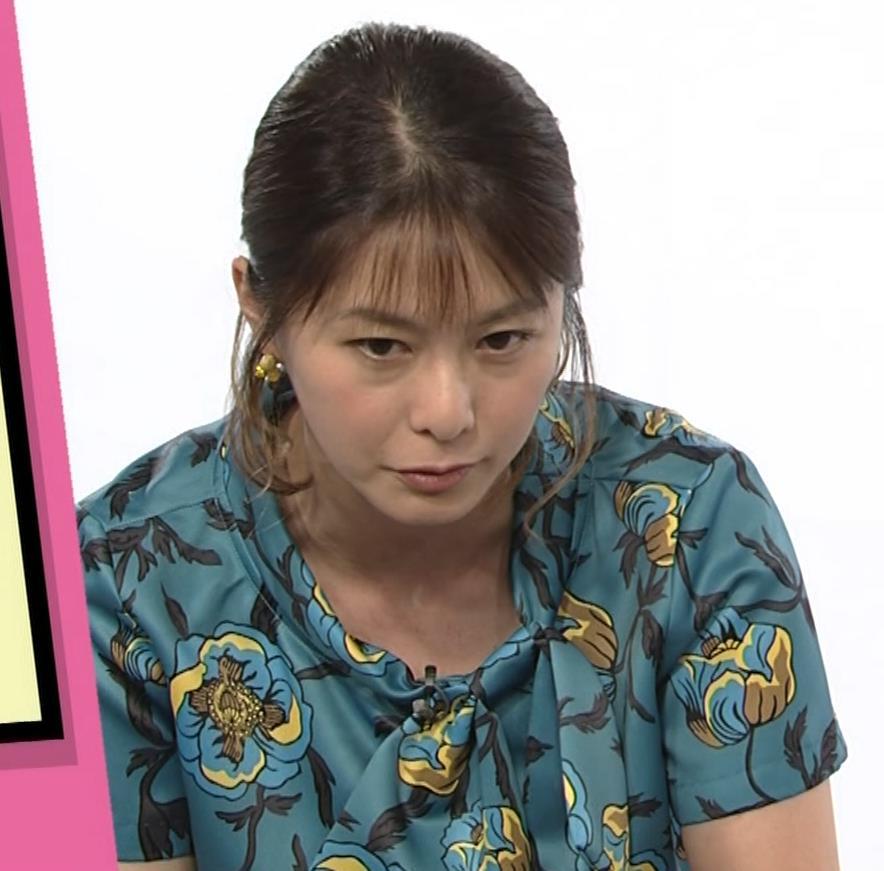 杉浦友紀アナ NET BUZZキャプ・エロ画像4