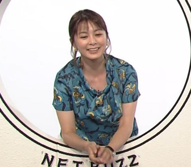 杉浦友紀アナ NET BUZZキャプ・エロ画像6