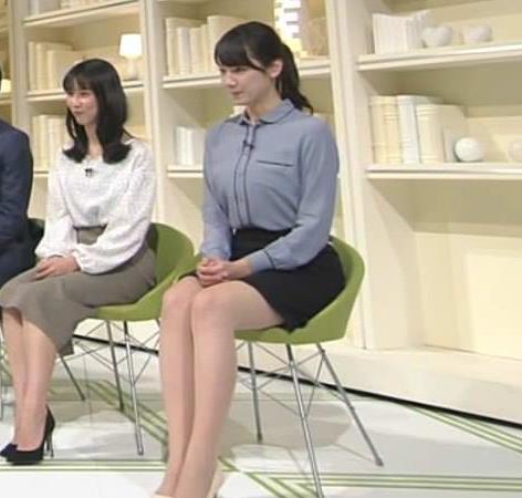 杉山セリナ パンツ見えてるってぐらいの▼ゾーン 「NEWS ZERO」よりキャプ・エロ画像4