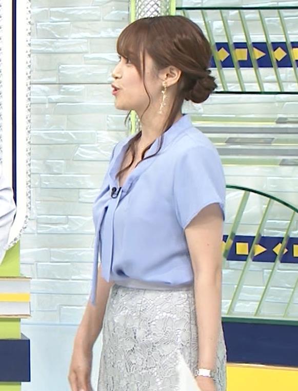 アナ おっぱいは白そうな胸元キャプ・エロ画像6