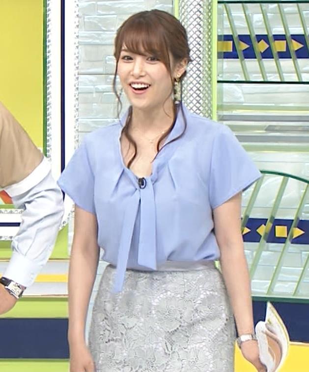 アナ おっぱいは白そうな胸元キャプ・エロ画像7