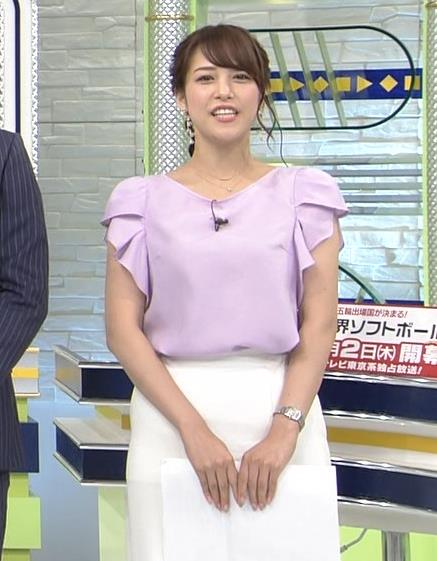 鷲見玲奈アナ ふくらはぎキャプ・エロ画像4