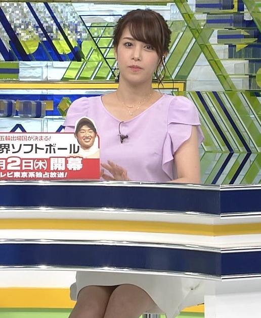 鷲見玲奈アナ ふくらはぎキャプ・エロ画像6
