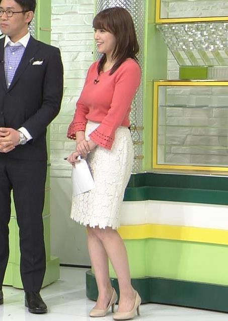 鷲見玲奈アナ やっぱりすげぇデカ乳キャプ・エロ画像11