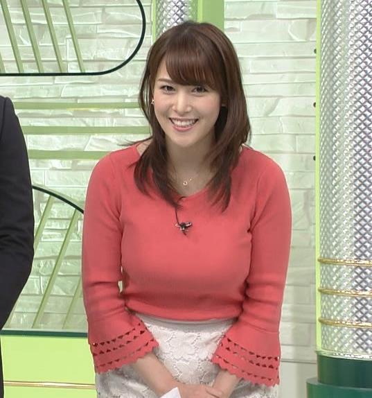 鷲見玲奈アナ やっぱりすげぇデカ乳キャプ・エロ画像14