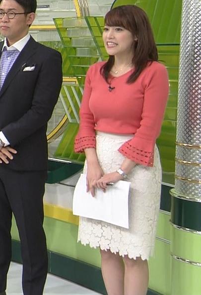 鷲見玲奈アナ やっぱりすげぇデカ乳キャプ・エロ画像5