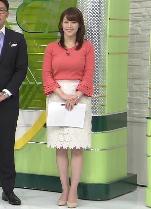 鷲見玲奈アナ やっぱりすげぇデカ乳キャプ・エロ画像7