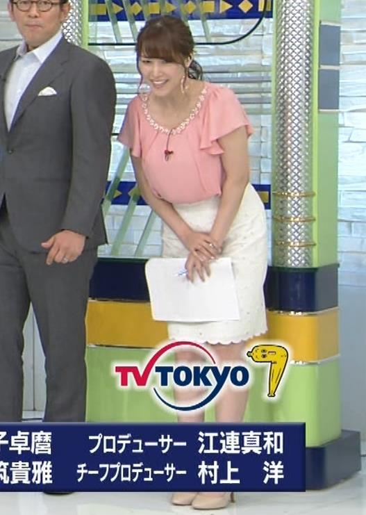 アナ きれいな脚キャプ・エロ画像9