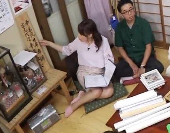 アナ 美脚生足キャプ・エロ画像5