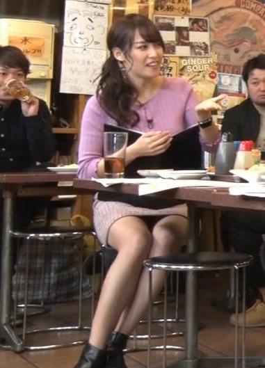 鷲見玲奈アナ 最大級のエロ回キャプ・エロ画像2