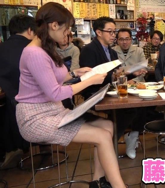 鷲見玲奈アナ 最大級のエロ回キャプ・エロ画像13