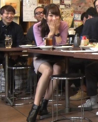 鷲見玲奈アナ 最大級のエロ回キャプ・エロ画像8