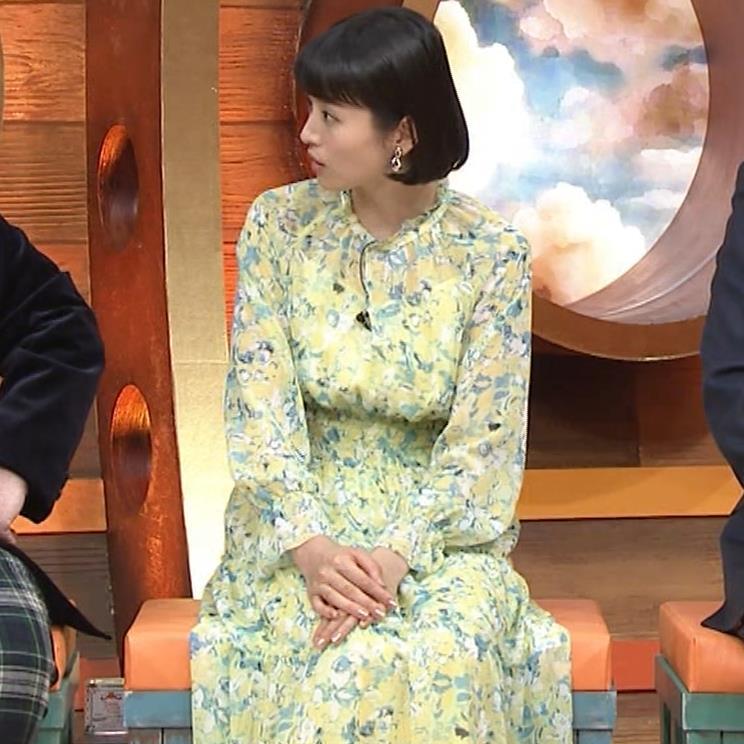 鈴木ちなみ 巨乳がわかるワンピースキャプ・エロ画像3