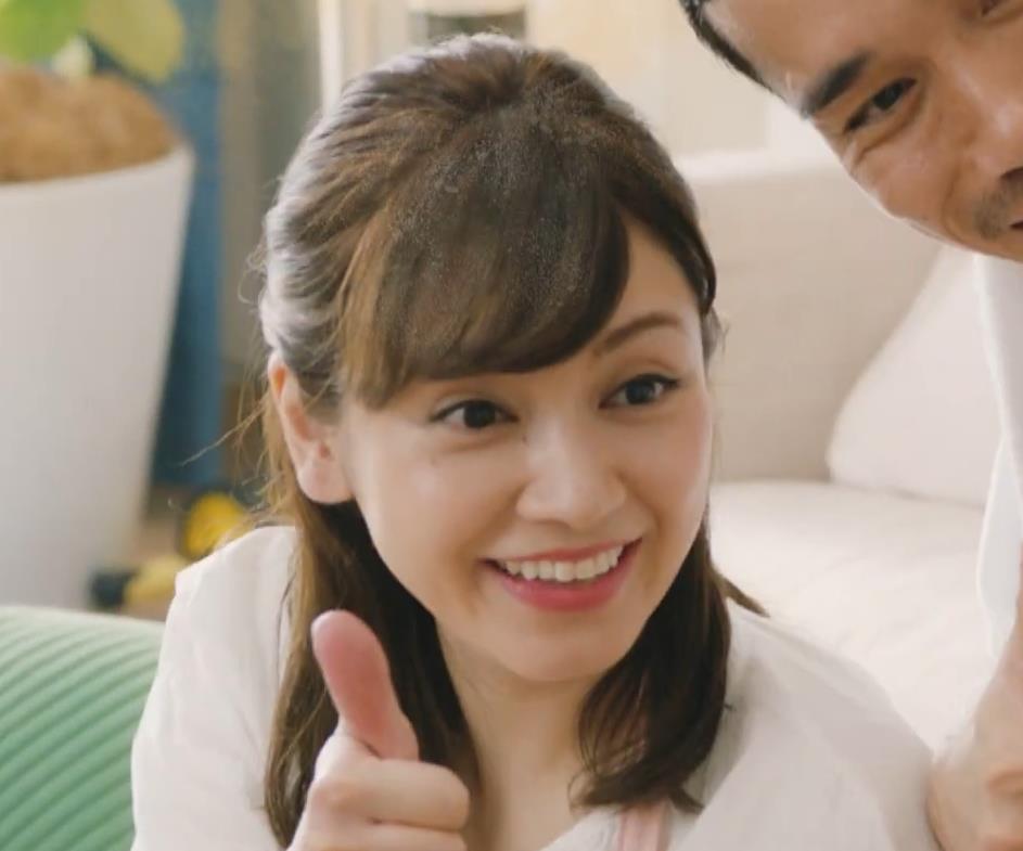 平愛梨 入浴シーンがあるCMキャプ・エロ画像8