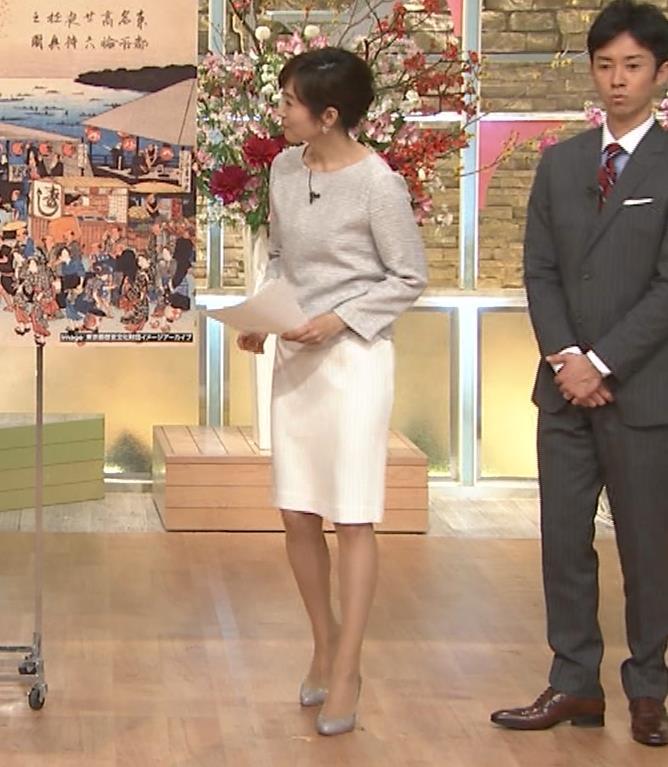 高島彩アナ ミニスカ脚(サタデーステーション)キャプ・エロ画像12