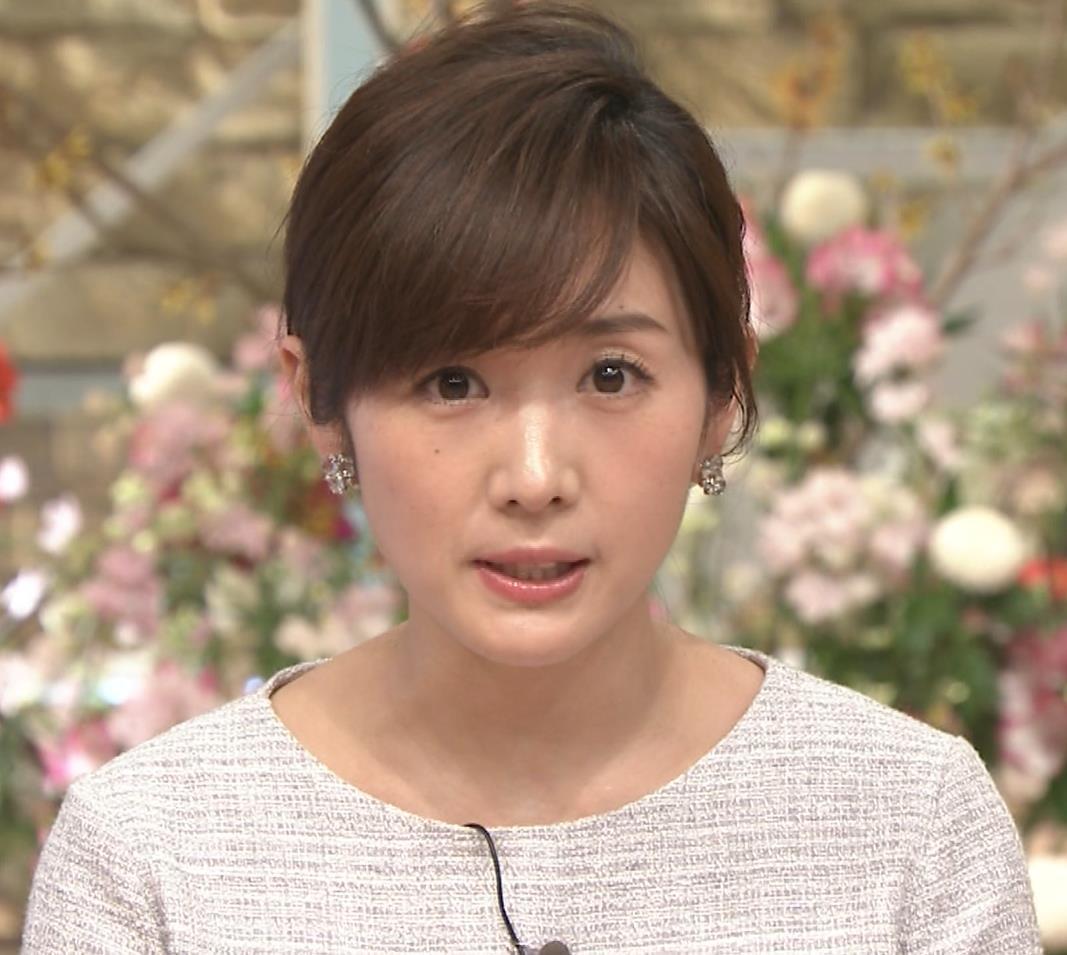 高島彩アナ ミニスカ脚(サタデーステーション)キャプ・エロ画像3