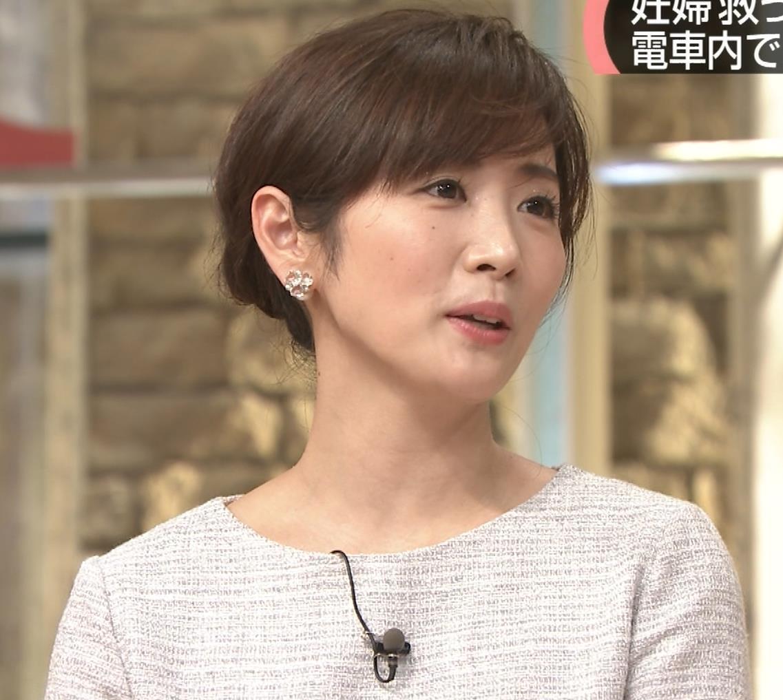 高島彩アナ ミニスカ脚(サタデーステーション)キャプ・エロ画像5