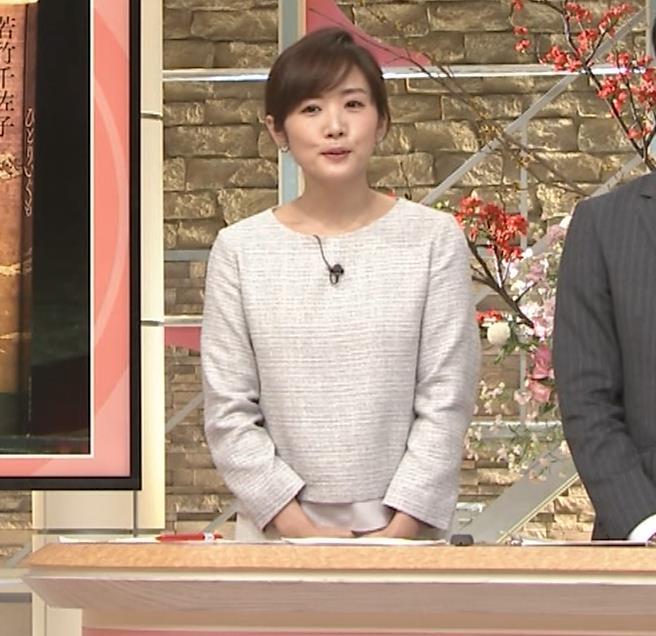 高島彩アナ ミニスカ脚(サタデーステーション)キャプ・エロ画像7