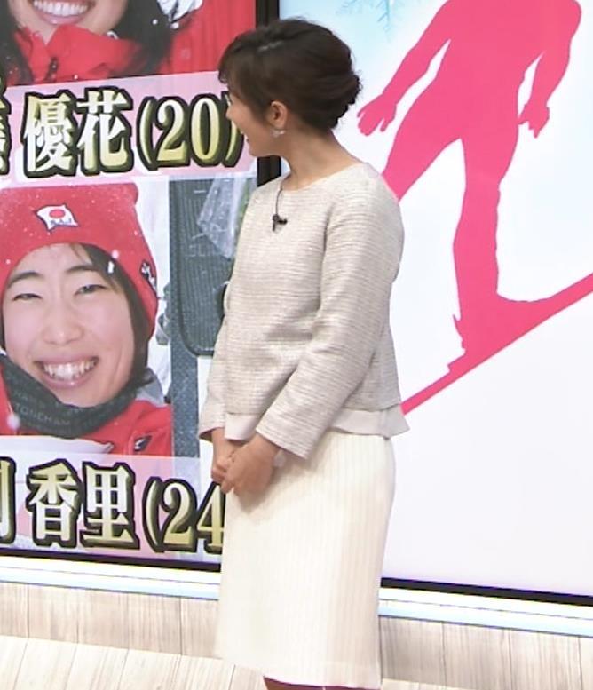 高島彩アナ ミニスカ脚(サタデーステーション)キャプ・エロ画像10