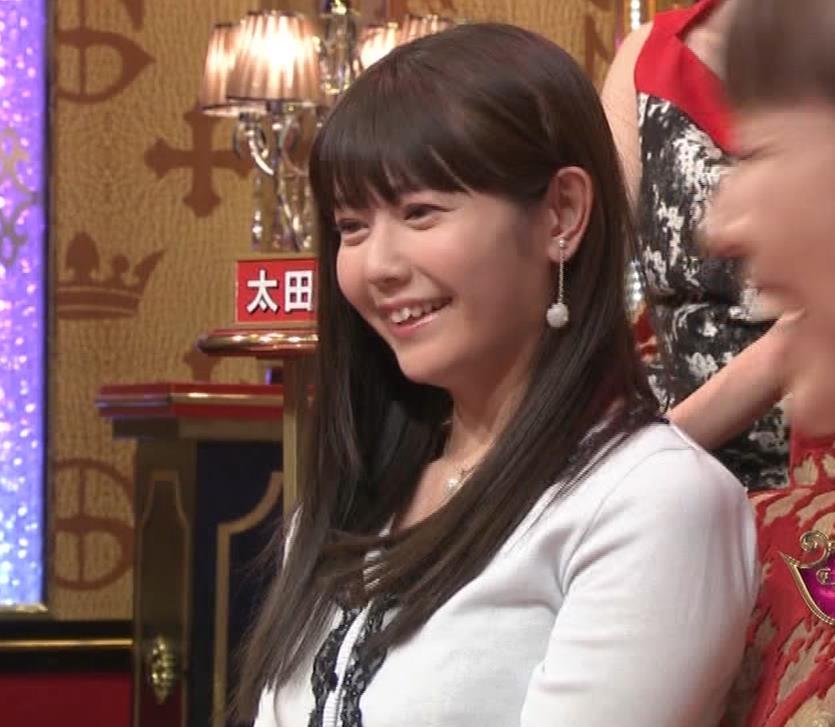 竹達彩奈 「有吉ジャポン」で少し胸ちらキャプ・エロ画像13