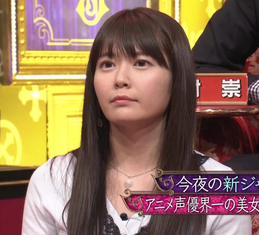 竹達彩奈 「有吉ジャポン」で少し胸ちらキャプ・エロ画像17