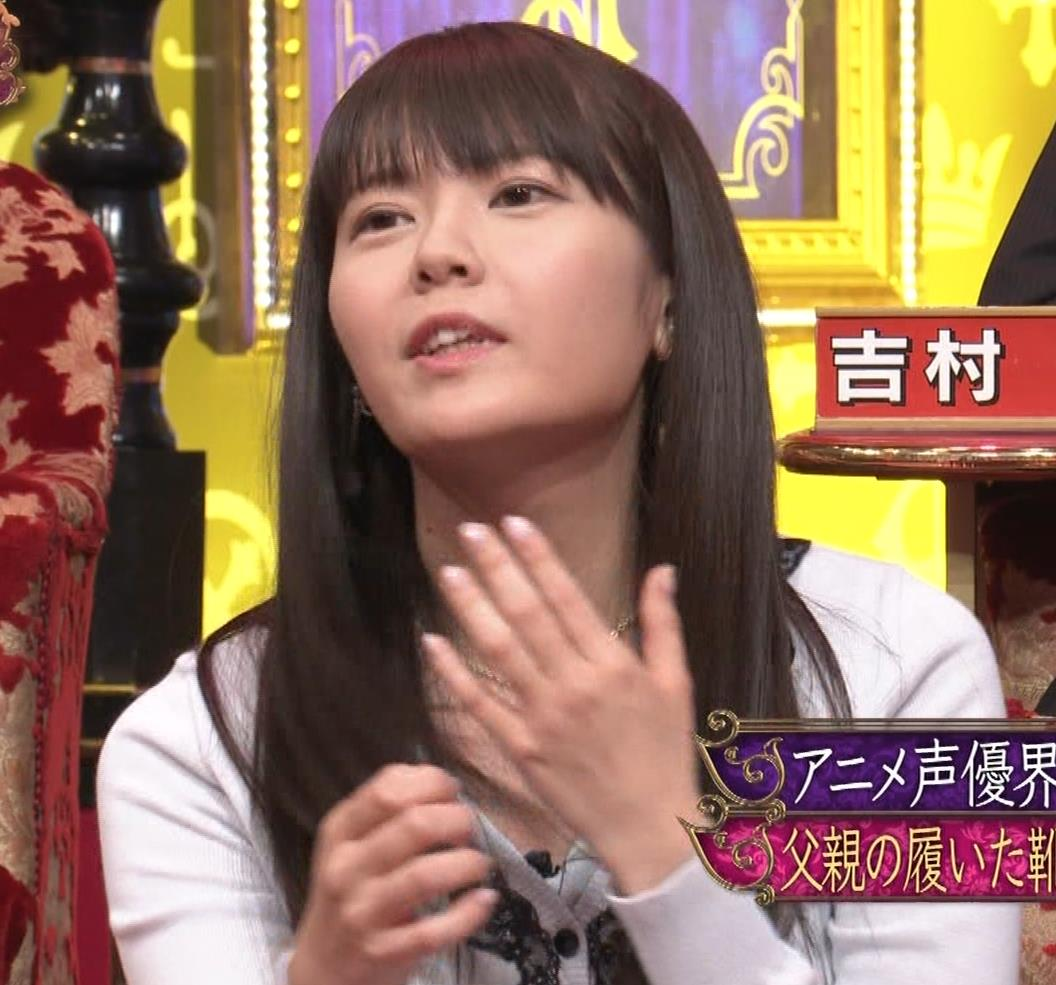 竹達彩奈 「有吉ジャポン」で少し胸ちらキャプ・エロ画像21