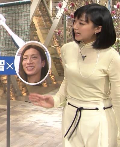 アナ ピチピチの衣装でキャミソールが透けてるキャプ・エロ画像4
