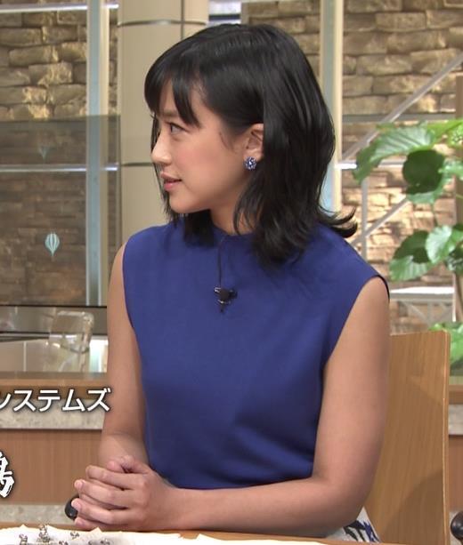竹内由恵アナ 最近さらに色黒になってない?キャプ・エロ画像