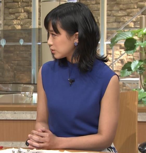 竹内由恵アナ 最近さらに色黒になってない?キャプ・エロ画像2
