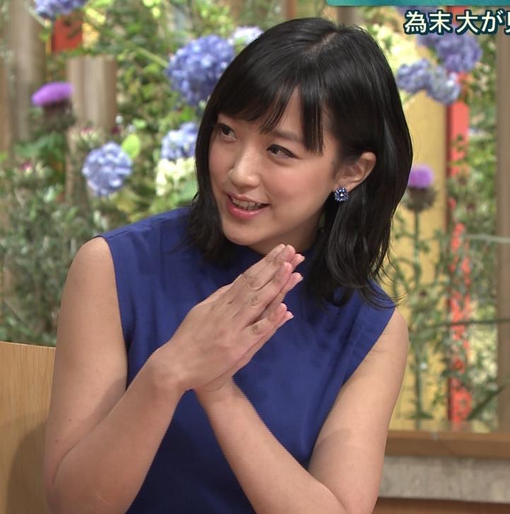 竹内由恵アナ 最近さらに色黒になってない?キャプ・エロ画像3