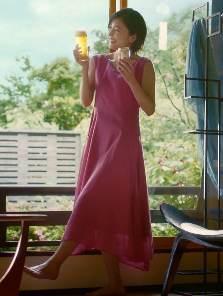 竹内結子 まだまだ美しいCMキャプ・エロ画像11