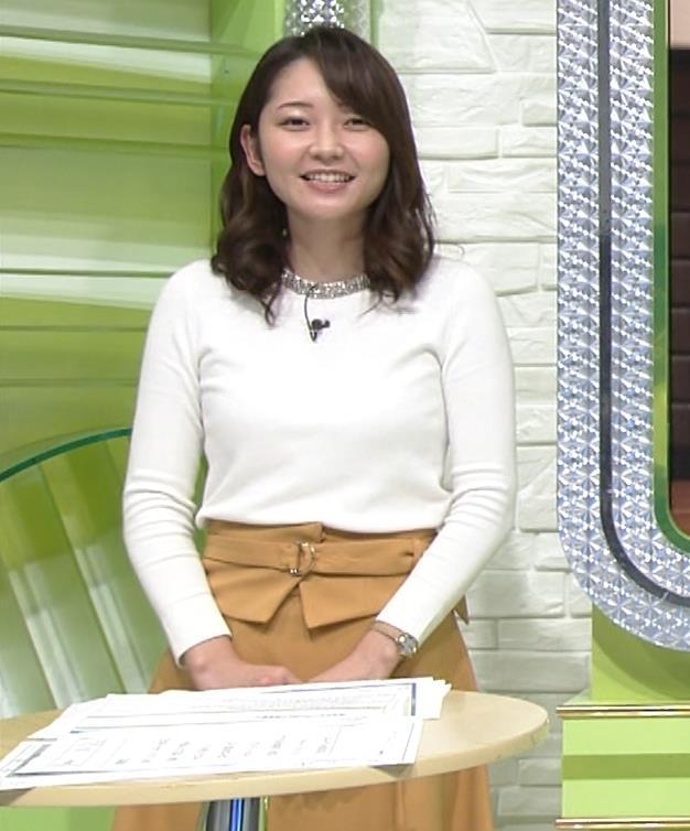 竹崎由佳アナ キャミソール透けキャプ・エロ画像