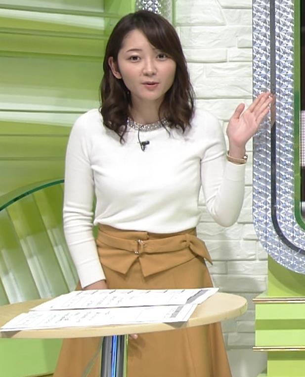 竹崎由佳アナ キャミソール透けキャプ・エロ画像3
