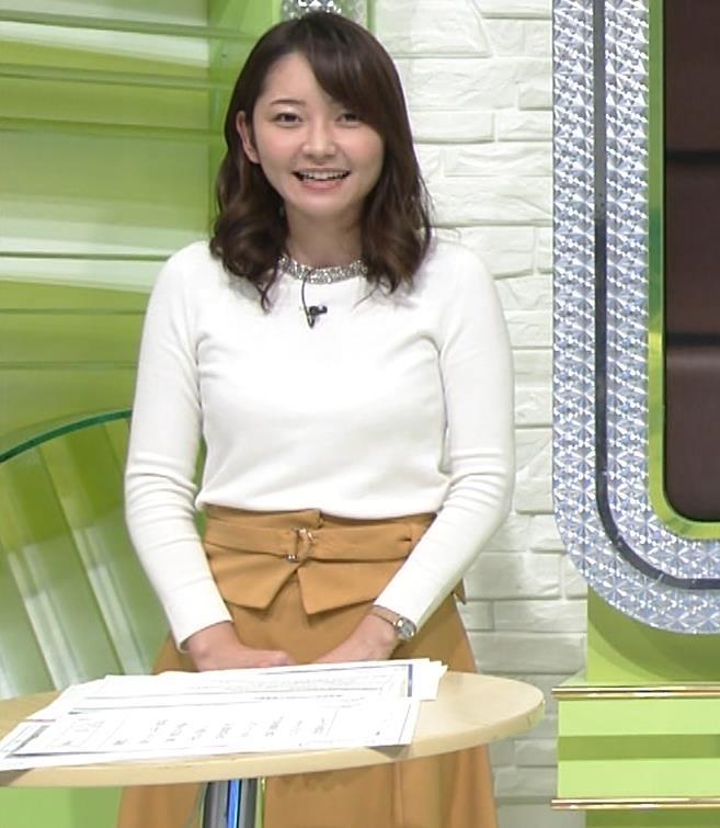 竹崎由佳アナ キャミソール透けキャプ・エロ画像5